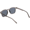 Classic Retro Dapper Horned Rim Transparent Frame Sunglasses C878