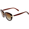 Women's Premium Polarized Lens Cat Eye Sunglasses C899