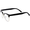 Everyday Half Frame Anti Blue Light Blue Blocking Glasses C930