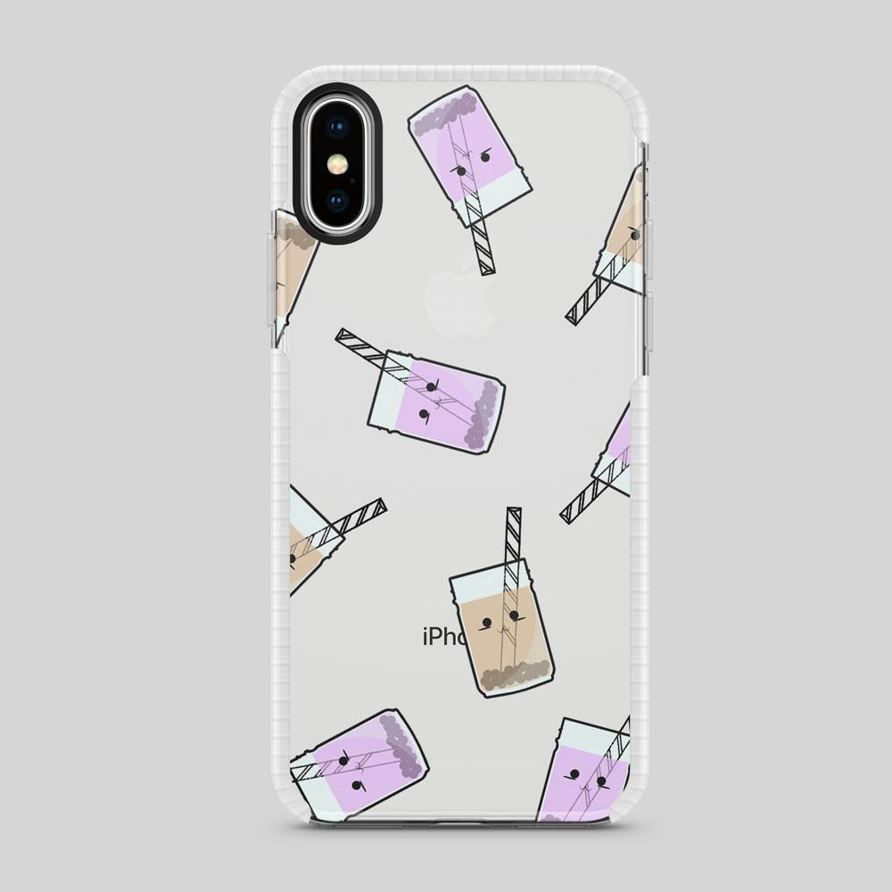 TOUGH BUMPER IPHONE CASE - CUTE BOBA