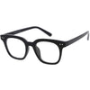Everyday Retro Classic Horn Rimmed Blue Light Blocking Glasses D085