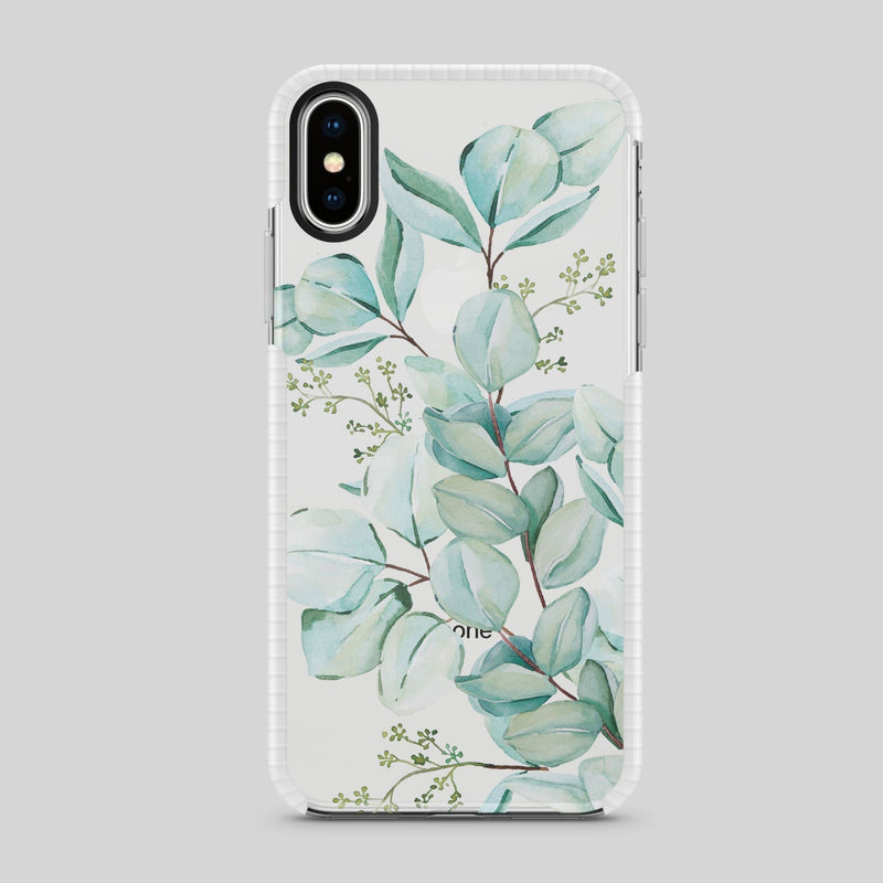 TOUGH BUMPER IPHONE CASE - EUCALYPTUS