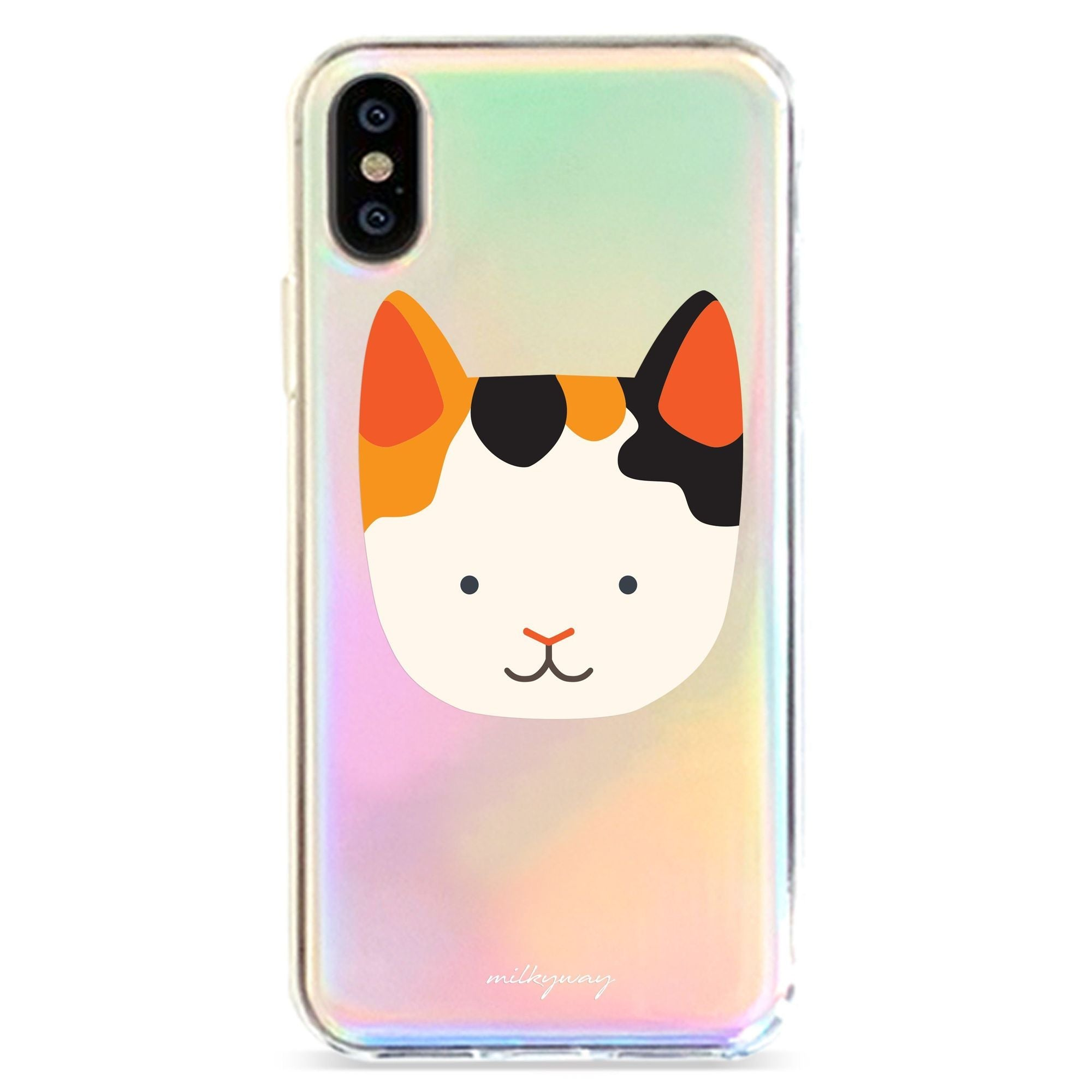 CALICO - HOLOGRAPHIC IPHONE CASE