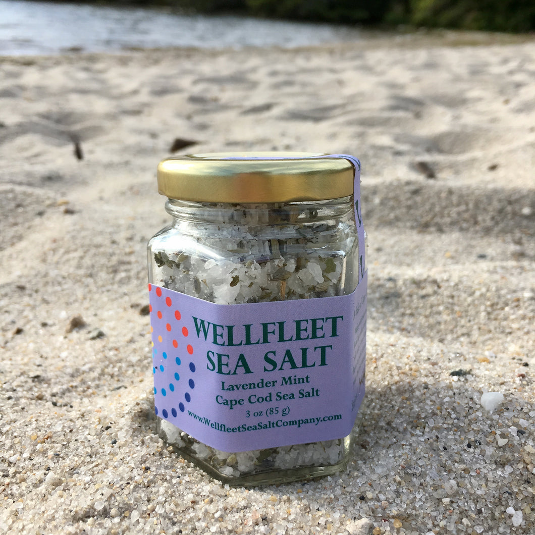 Lavender Mint Sea Salt