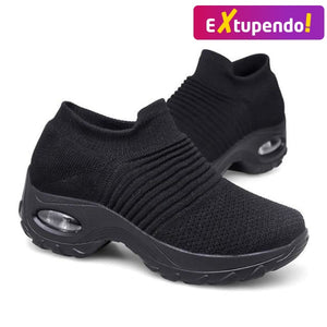 Sneakers Superflex Femininos All Black / 35