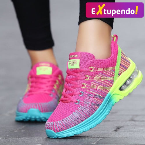 Sneakers Superflex Femininos Multi Cores