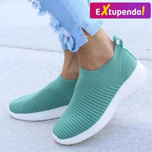 Women Casual Sneakers Airmesh