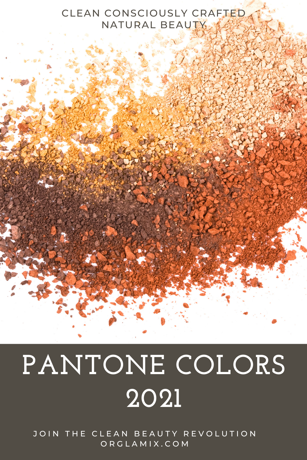 New Pantone Colors In 2021 | Orglamix