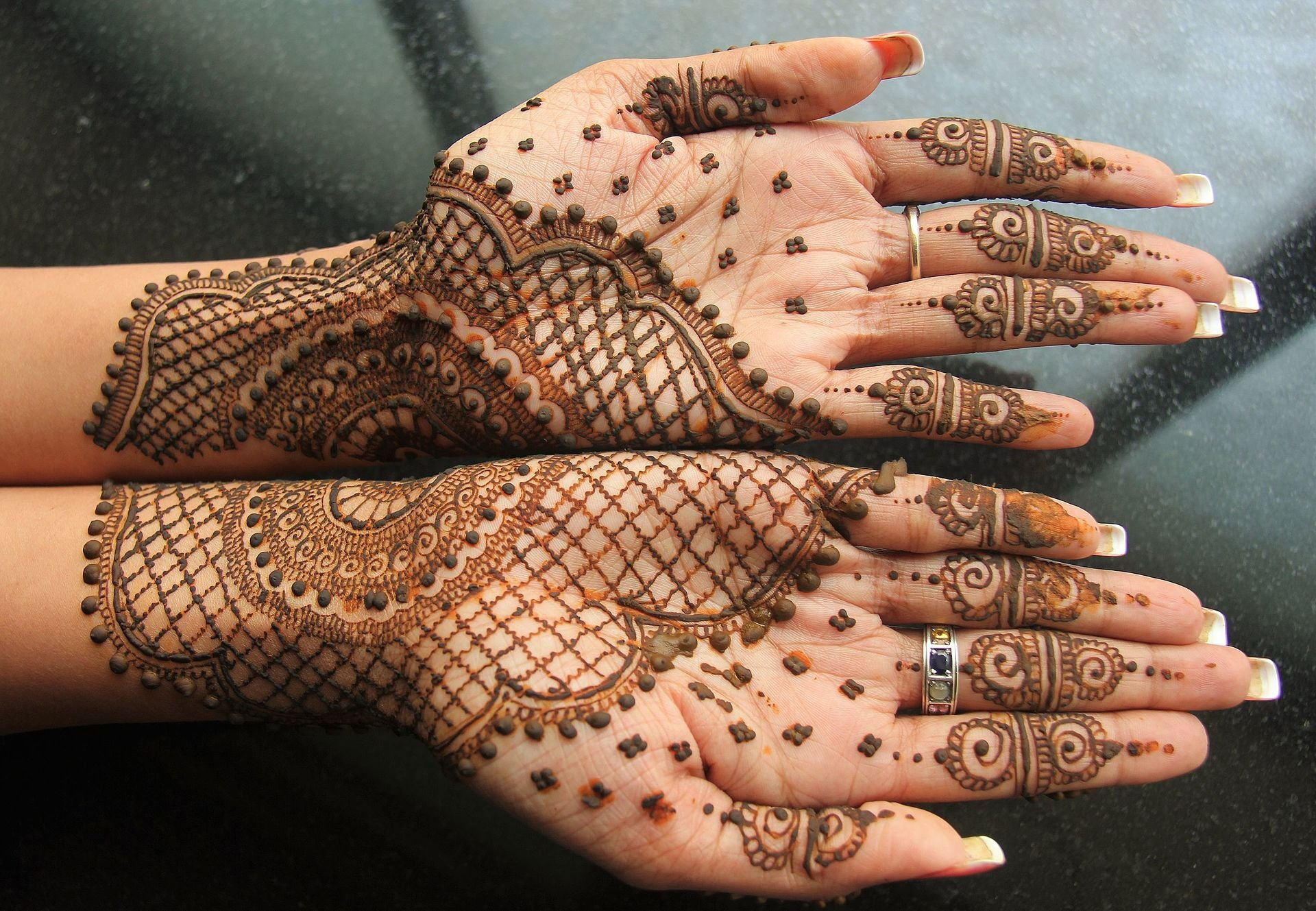 Mehndi Henna Ingredients : Henna tattoo diy recipe