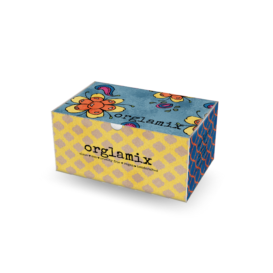 ORGLAMIX SUBSCRIPTION BOX | JANUARY 2018 | NOW + ZEN