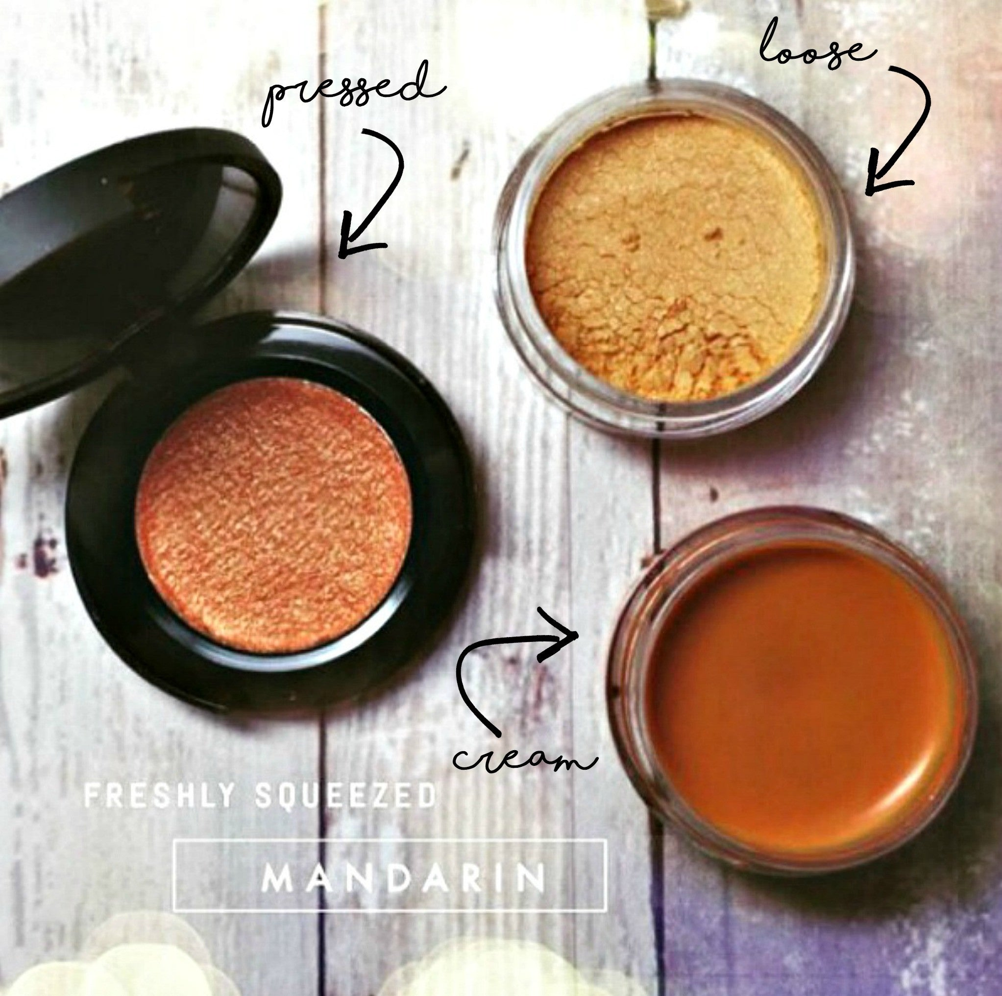 The Difference Between Loose, Cream + Pressed Eyeshadow
