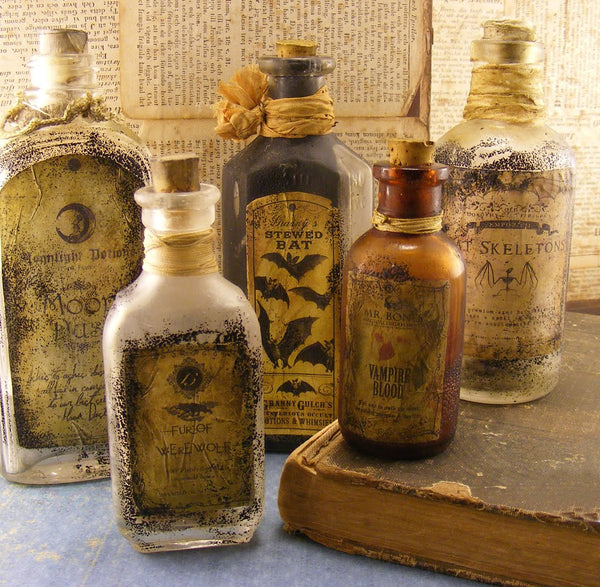 Halloween Scents | Wicked Perfume Potions