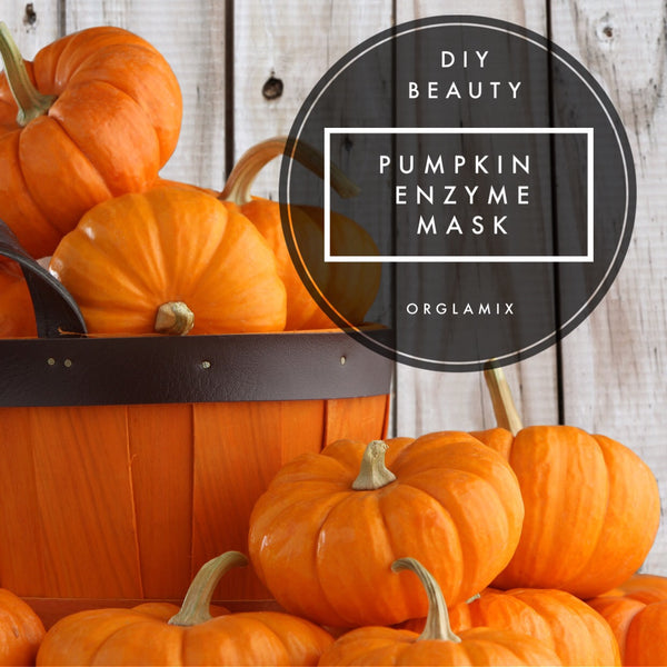 DIY Beauty: Pumpkin Enzyme Mask