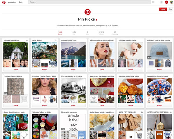 Pin Picks Pinterest Orglamix