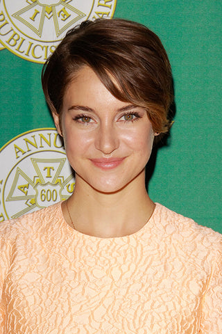 Shailene Woodley | Natural Smokey Eye | Celeb Beauty Tips + Tricks