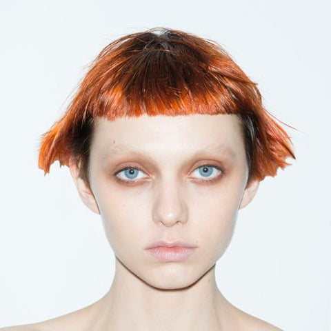 Backstage Beauty Trend We ♥ COOL, CHOPPY BANGS