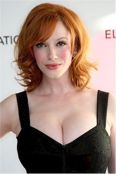 Christina Hendricks | Beauty Tips + Tricks