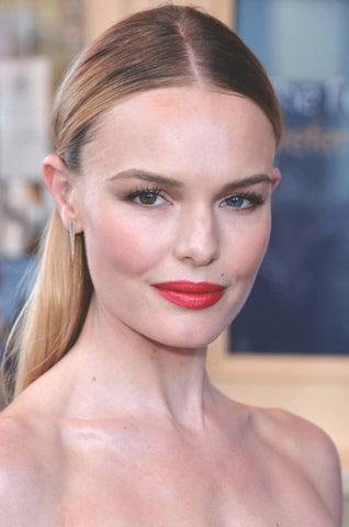 Kate Bosworth |  Sleek, Shiny Hair | Celeb Beauty Tips + Tricks