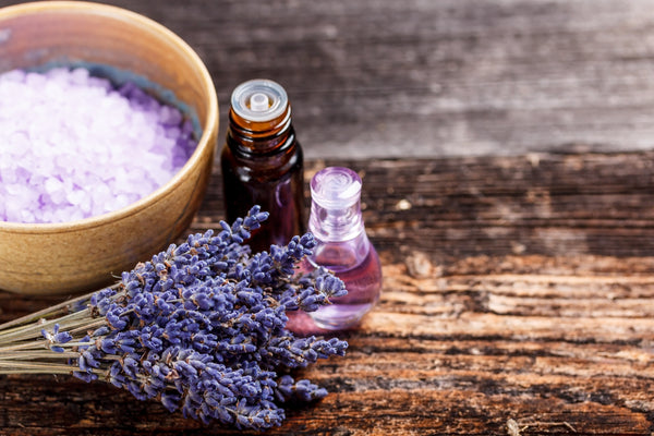 Mind, Body + Spirit: Lavender