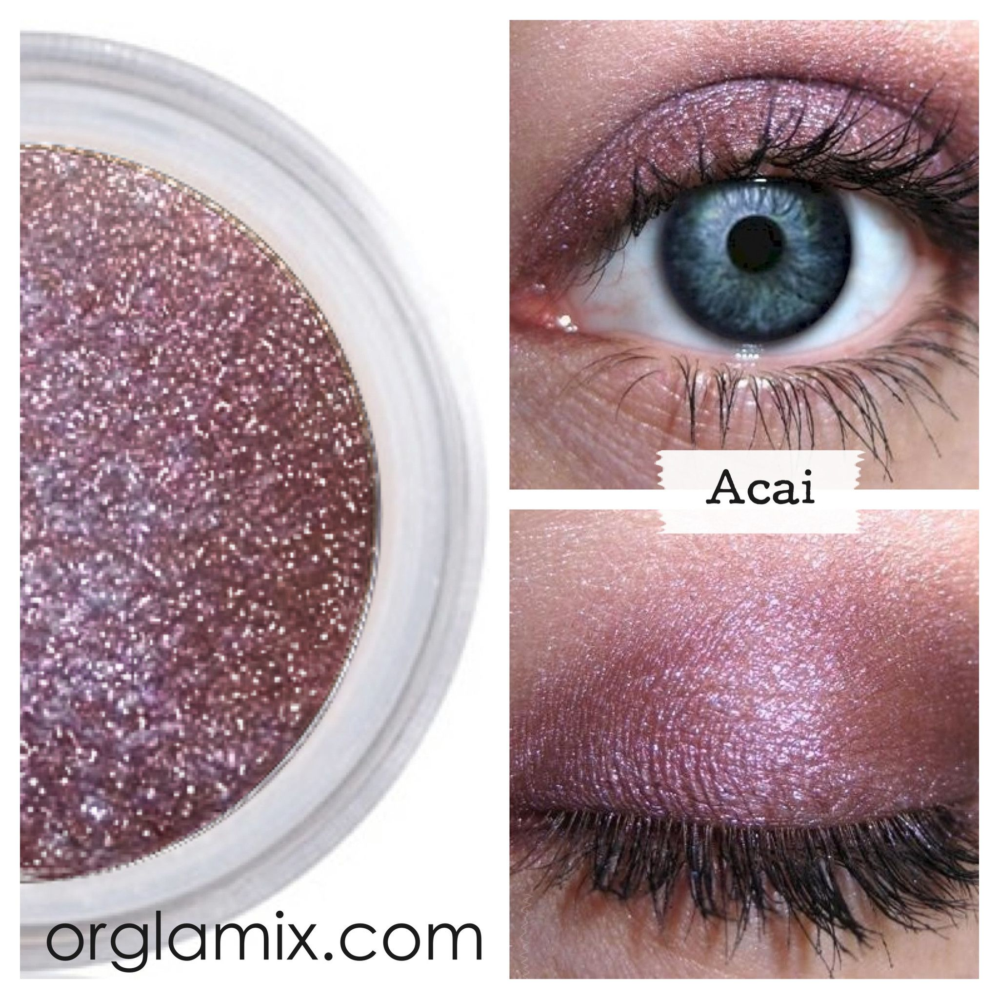 Star In La Place, United States Purchased A Acai Eyeshadow