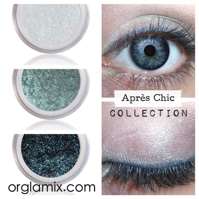 Apres Chic Collection - Cruelty Free Makeup, Best Mineral Makeup, Natural Beauty Products, Orglamix