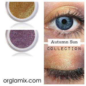 Autumn Sun Collection - Cruelty Free Makeup, Best Mineral Makeup, Natural Beauty Products, Orglamix