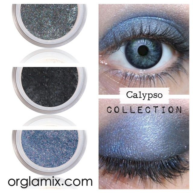 Calypso Collection - Cruelty Free Makeup, Best Mineral Makeup, Natural Beauty Products, Orglamix