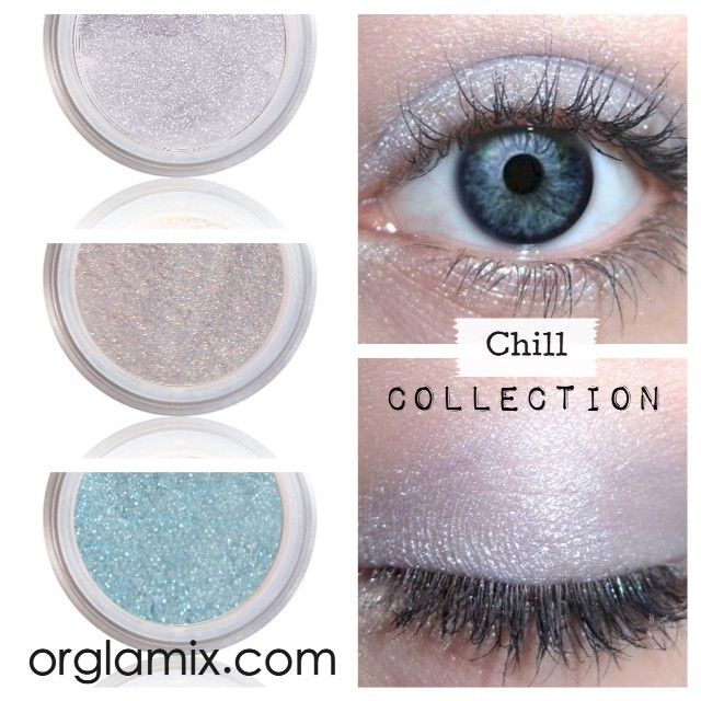 Chill Collection - Cruelty Free Makeup, Best Mineral Makeup, Natural Beauty Products, Orglamix