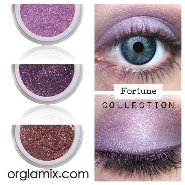 Fortune Collection - Cruelty Free Makeup, Best Mineral Makeup, Natural Beauty Products, Orglamix