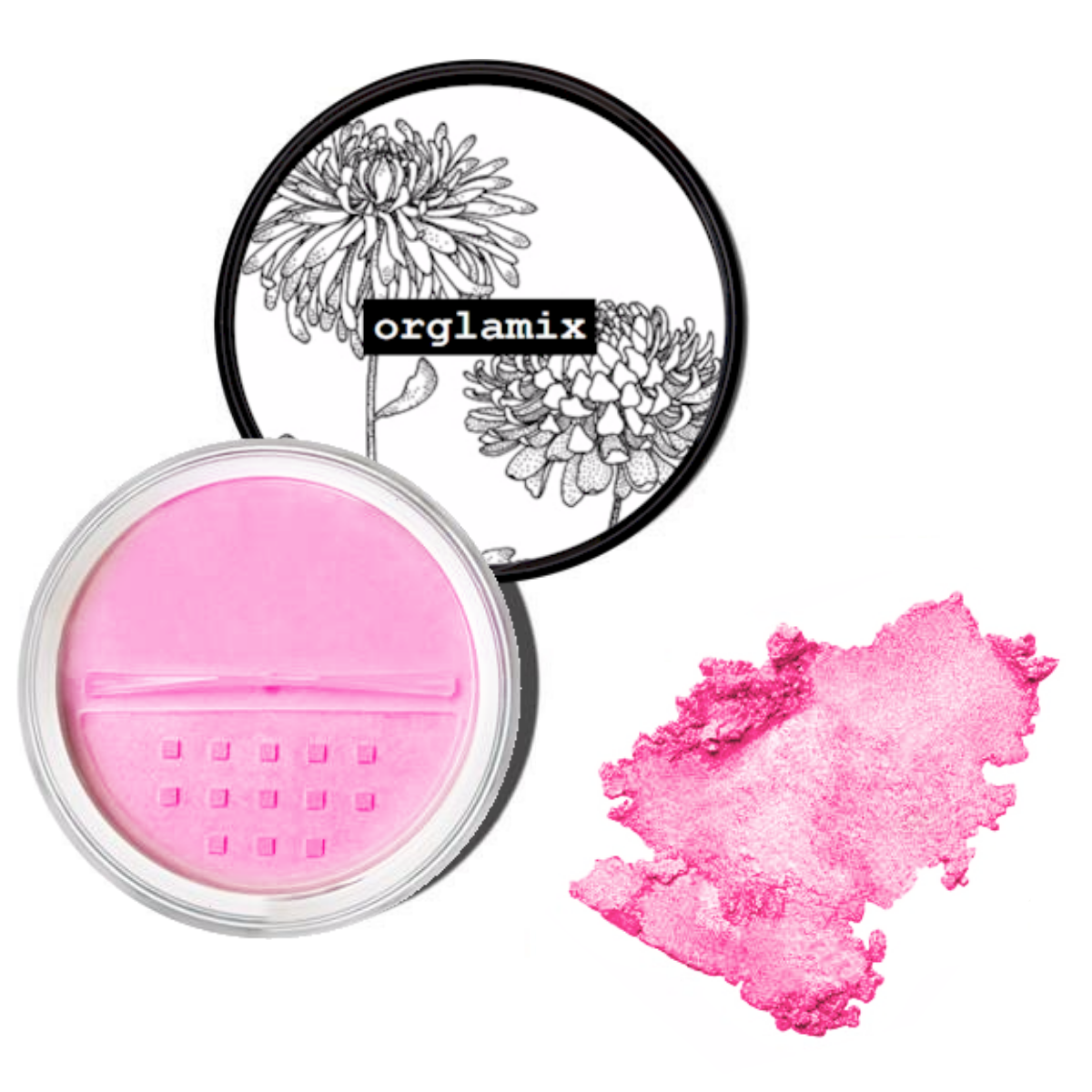 Blush | Natural Organic Cruelty Free | Orglamix