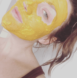 Yelo Tumeric Scrub - Cruelty Free Makeup, Best Mineral Makeup, Natural Beauty Products, Orglamix