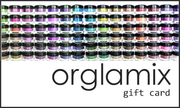 Gift Card - Cruelty Free Makeup, Best Mineral Makeup, Natural Beauty Products, Orglamix