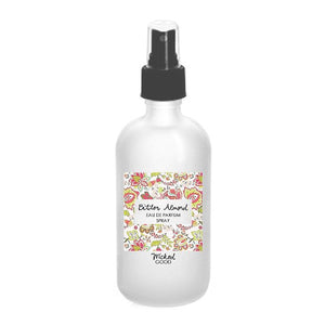 Bitter Almond Perfume - Cruelty Free Makeup, Best Mineral Makeup, Natural Beauty Products, Orglamix