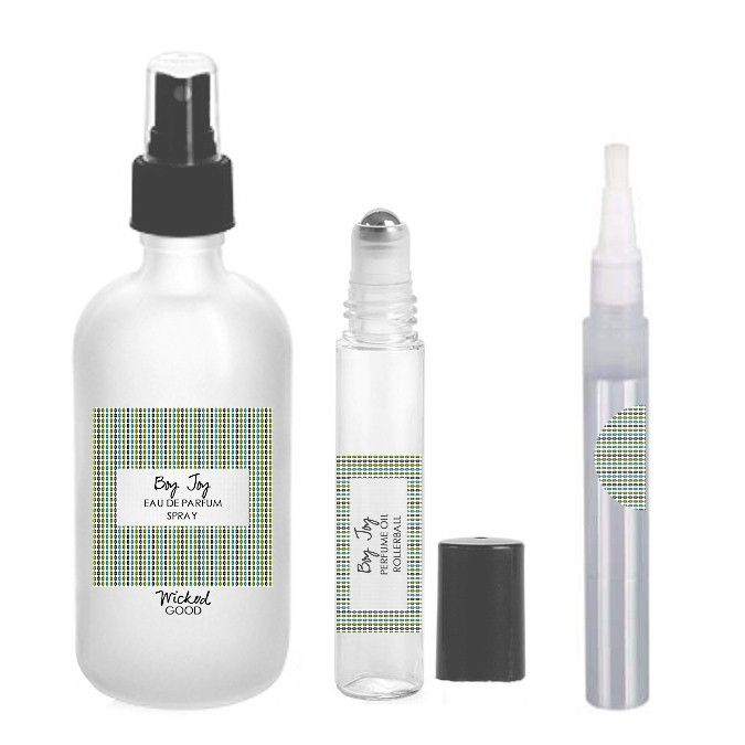 Boy Toy Perfume - Cruelty Free Makeup, Best Mineral Makeup, Natural Beauty Products, Orglamix