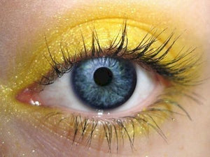Citron Eyeshadow - Cruelty Free Makeup, Best Mineral Makeup, Natural Beauty Products, Orglamix