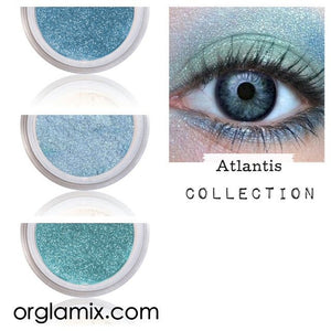 Atlantis Collection - Cruelty Free Makeup, Best Mineral Makeup, Natural Beauty Products, Orglamix