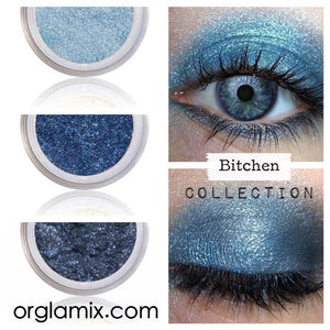 Bitchen Collection - Cruelty Free Makeup, Best Mineral Makeup, Natural Beauty Products, Orglamix