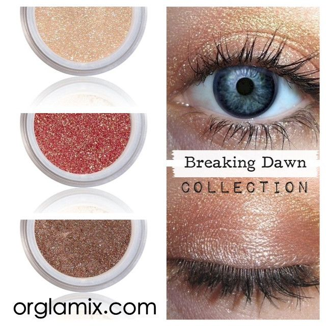 Breaking Dawn Collection - Cruelty Free Makeup, Best Mineral Makeup, Natural Beauty Products, Orglamix