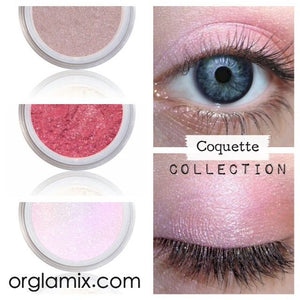 Coquette Collection - Cruelty Free Makeup, Best Mineral Makeup, Natural Beauty Products, Orglamix