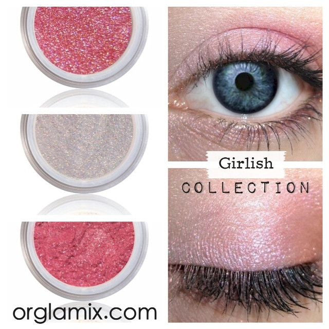 Girlish Collection - Cruelty Free Makeup, Best Mineral Makeup, Natural Beauty Products, Orglamix