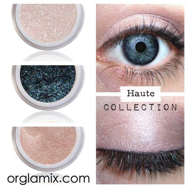 Haute Collection - Cruelty Free Makeup, Best Mineral Makeup, Natural Beauty Products, Orglamix