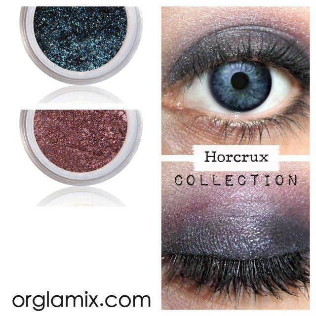 Horcrux Collection - Cruelty Free Makeup, Best Mineral Makeup, Natural Beauty Products, Orglamix