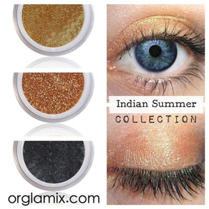 Indian Summer Collection - Cruelty Free Makeup, Best Mineral Makeup, Natural Beauty Products, Orglamix