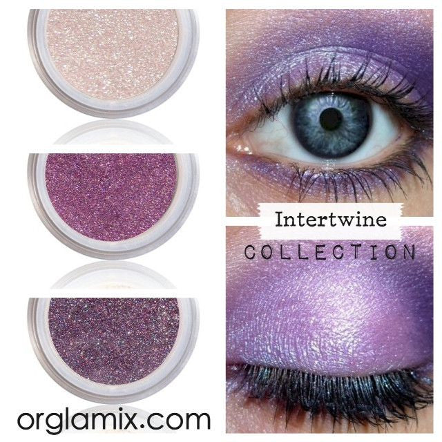Intertwine Collection - Cruelty Free Makeup, Best Mineral Makeup, Natural Beauty Products, Orglamix