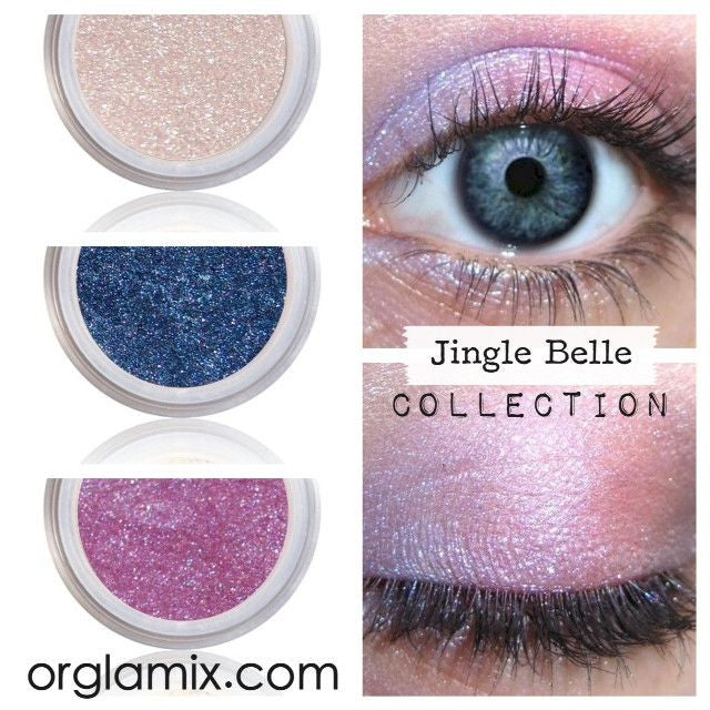 Jingle Belle Collection - Cruelty Free Makeup, Best Mineral Makeup, Natural Beauty Products, Orglamix