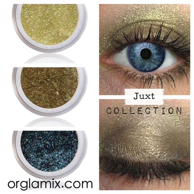 Juxt Collection - Cruelty Free Makeup, Best Mineral Makeup, Natural Beauty Products, Orglamix