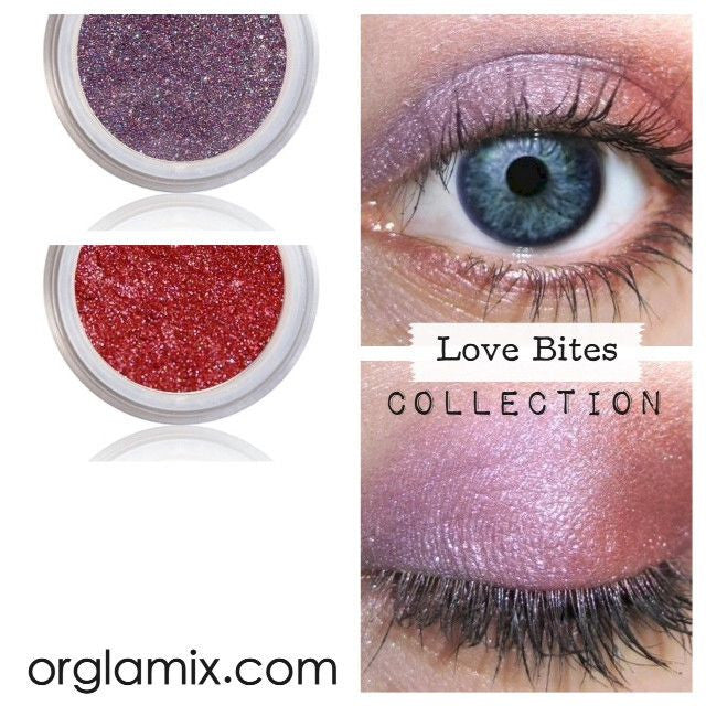 Love Bites Collection - Cruelty Free Makeup, Best Mineral Makeup, Natural Beauty Products, Orglamix