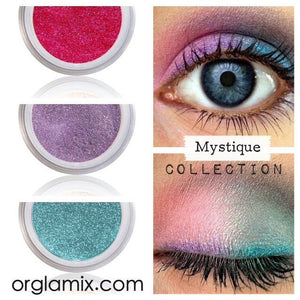 Mystique Collection - Cruelty Free Makeup, Best Mineral Makeup, Natural Beauty Products, Orglamix