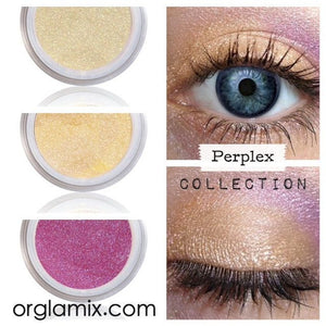Perplex Collection - Cruelty Free Makeup, Best Mineral Makeup, Natural Beauty Products, Orglamix