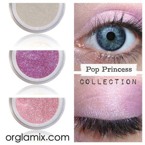 Pop Princess Collection - Cruelty Free Makeup, Best Mineral Makeup, Natural Beauty Products, Orglamix